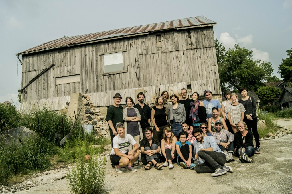 Film Farm participants 2015