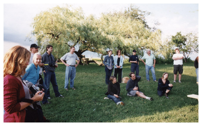 retreat-group2003
